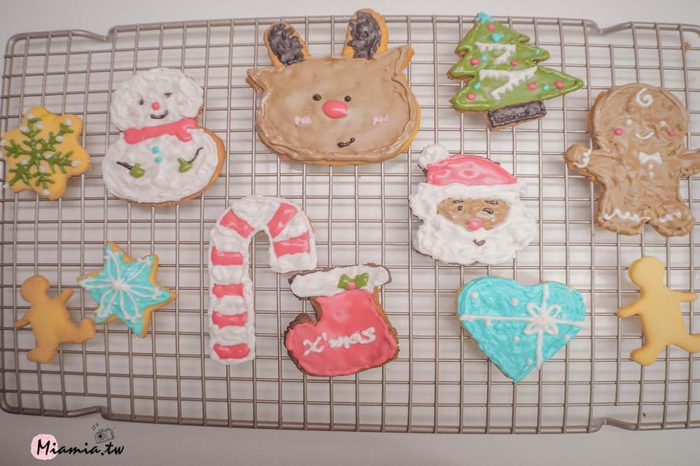 聖誕節糖霜餅乾 馬林糖
