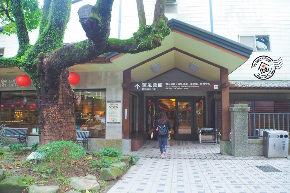 大板根溫泉酒店森林步道