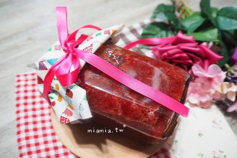 草莓果醬食譜做法