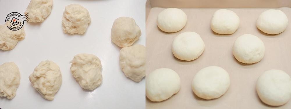 燦坤EUPA小紅攪拌機食譜 鹹甜麵包 馬鈴薯培根麵包 老麵種 超柔軟麵包 好吃麵包 新手麵包 湯種 中種
