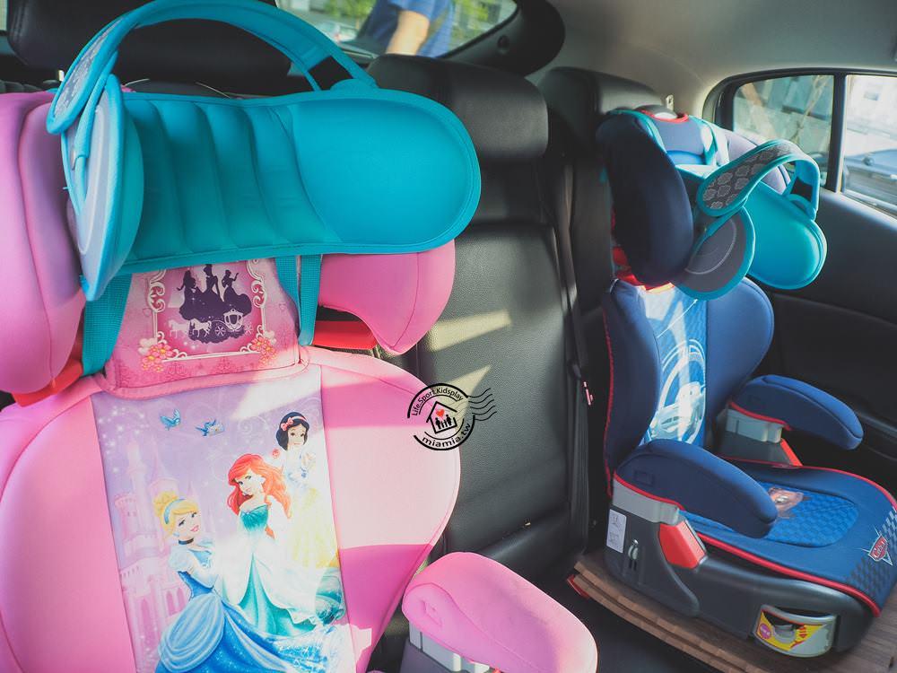 NAP UP 不倒翁汽車座椅頭枕 汽車座椅配件 汽車座椅睡覺 汽車安全座椅 酷貝比 isofix 成長型安全座椅 增高墊