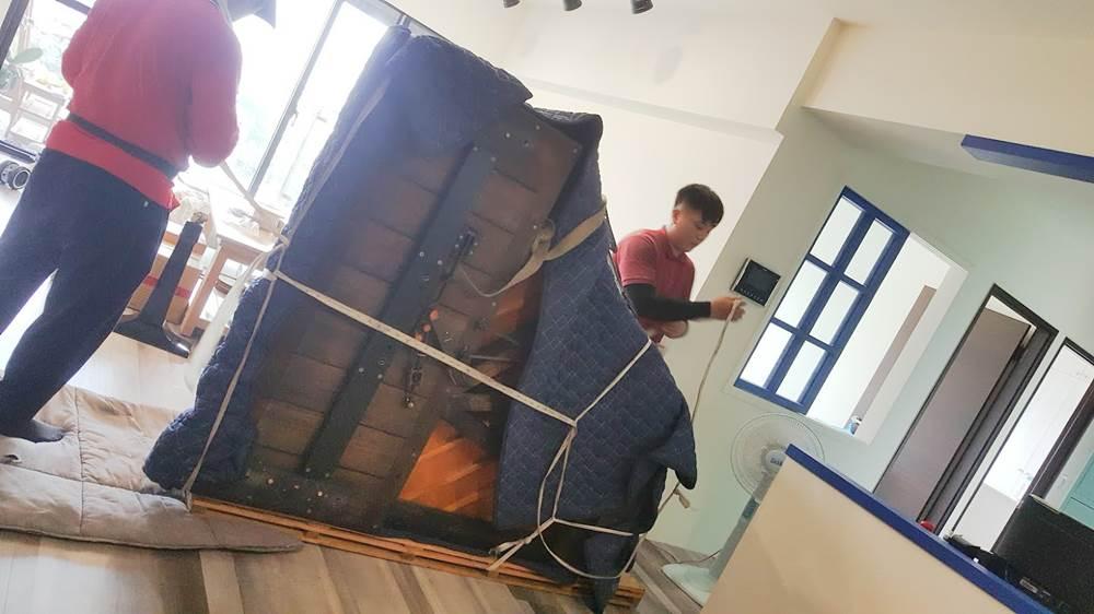 全省鋼琴搬運 台中搬琴 專業鋼琴搬運 回頭車
