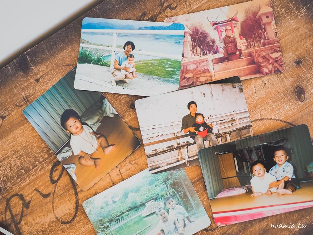 家庭照 紀念照 回憶照 生命倒數 父母 妙麻 妙妙屋 回憶